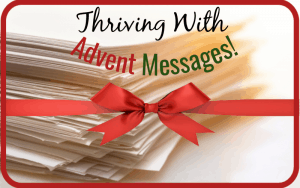 advent activity for kids
