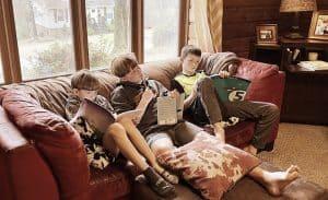 homeschool morning routine