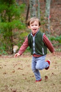 how to parent an energetic toddler boy