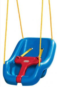 swing for an energetic toddler boy