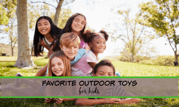 Favorite Outdoor toys for kids that'll keep them engaged for hours!