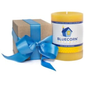beeswax candle favorite gifts for young wives and moms
