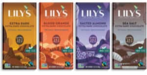 lily's chocolate favorite gifts for young wives and moms
