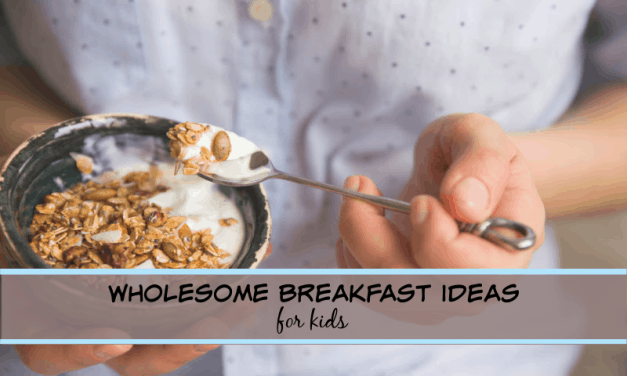 10 wholesome breakfast ideas for kids before school (easy make-ahead recipes)